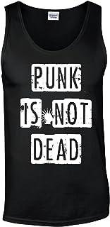 Voyous qui Not Dead Girly Vest S-XXL Punk Shirt Punk Rock enquête Anarchy Multicolore