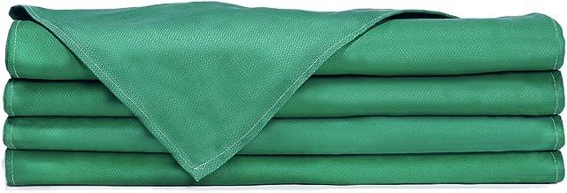 Towels by Doctor Joe 9-SUR-G24R-6EA Jade Green 18