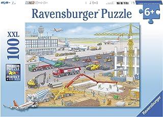 Ravensburger 10624 Construction at the Airport jigsaw puzzles
