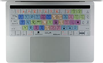 EZQuest Adobe Illustrator Keyboard Cover para MacBook Pro 13