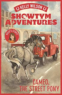 Cameo, The Street Pony (Showtym Adventures)
