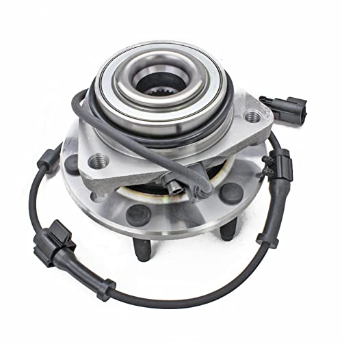 513188 Wheel Bearing Hub Assembly, Front Left/Right, for 02-09 Chevy