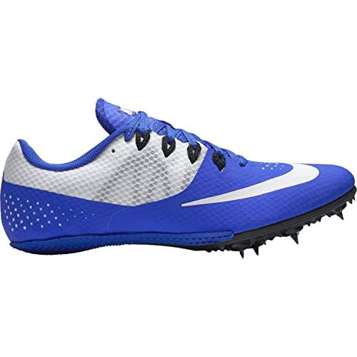 best loved 5568d ebdcd Nike Men s Zoom Rival S 8 Track Field Spikes, Blue White