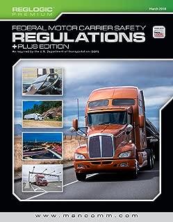 FMCSR + Federal Motor Carrier Safety Rgulations, March 2018