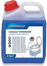Campingaz Instablue Standaard 2,5 liter sanitaire vloeistof voor afvalwatertank van het campingtoilet, sanitairadditief vo...