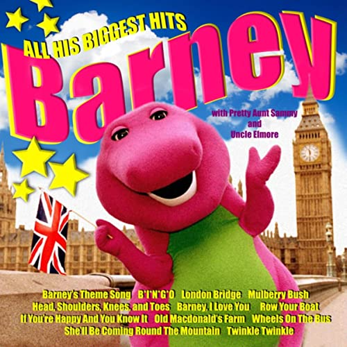 barney all his biggest hits by magic palace on amazon music. Black Bedroom Furniture Sets. Home Design Ideas