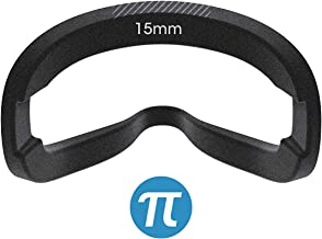 Pimax 5K VR Virtual Reality Headset Face Pads Replacement, Sanitizable & Comfortable,15mm