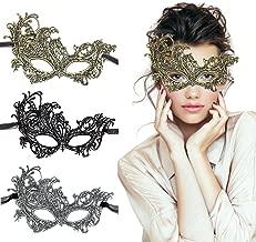 female masquerade masks
