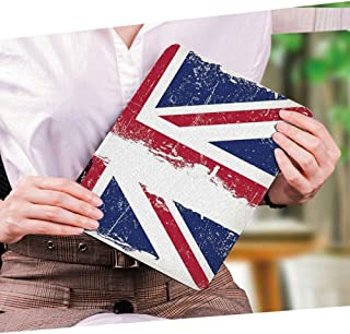 Case for Apple iPad Mini 1 2 3 (NOT for iPad Mini 4/5),Smart Cover with Auto Sleep/Wake,Union Jack,Grungy Aged UK Flag Big Ben Double Decker Country Culture Historical Landmark Decorative