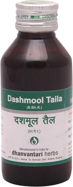 wholesale Dhanvantari Dashmool Ml New sales Taila-100