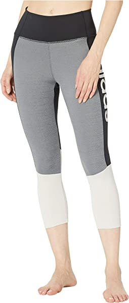 Designed-2-Move High-Rise 3/4 Tights