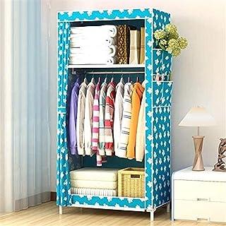 Armoire à combinaison portable armoire en tissu Art armoire rangement chambre meubles armoire armoire armoire armoire tiss...
