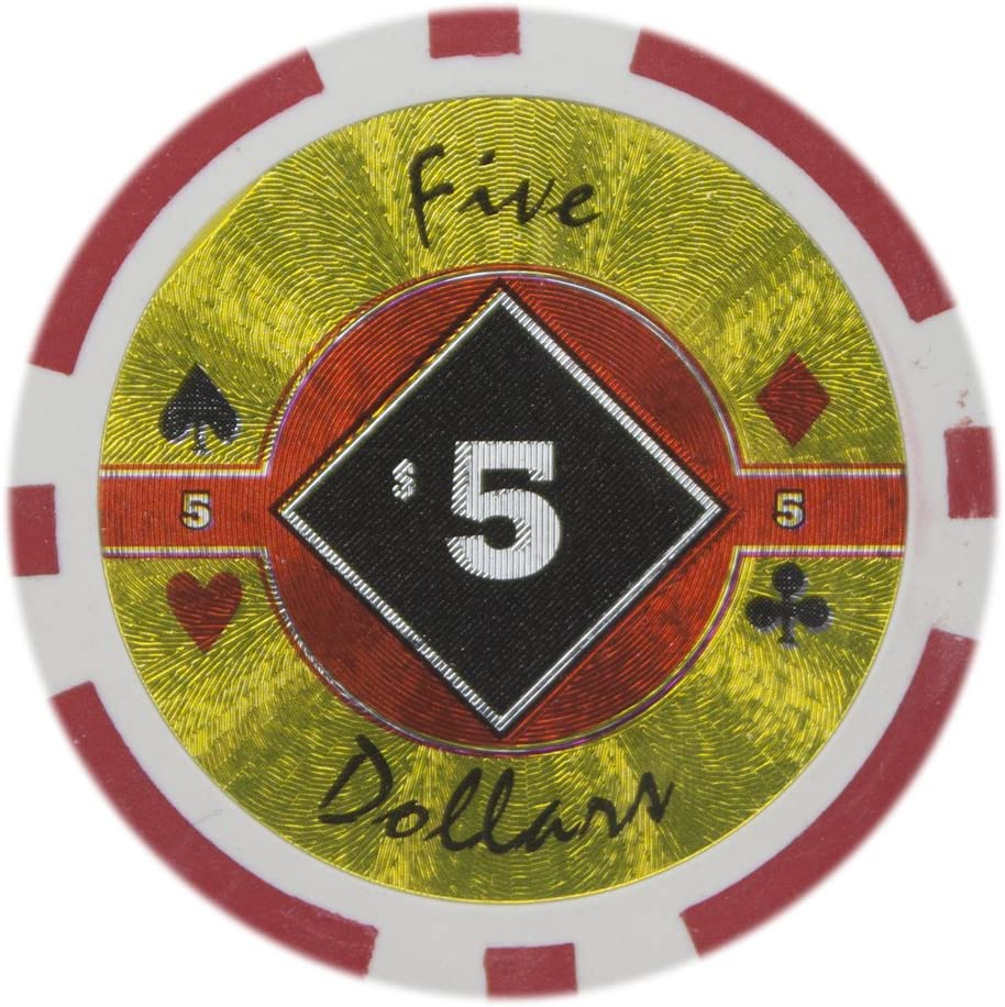 Price reduction Brybelly Black Diamond Poker Chip Heavyweight Compo Clay 14-Gram Louisville-Jefferson County Mall