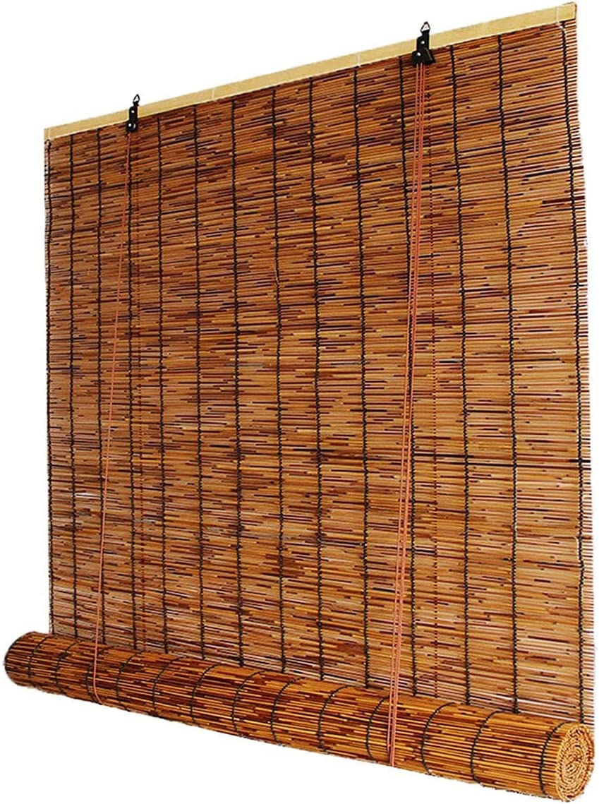 Patio shades roll up outdoor Roll Bamboo for Free shipping on Award posting reviews patio