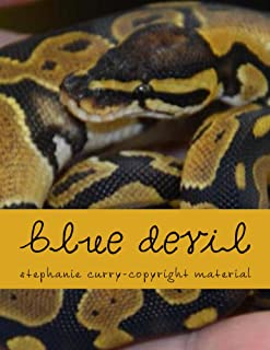 blue devil: devil prophecy study guide (stephanie curry's revolution devil theory seal Book 9) (English Edition)