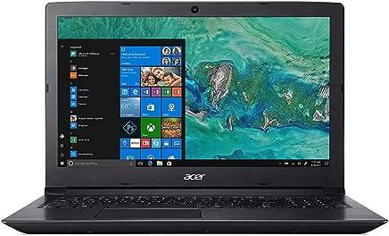 Acer A315-51-3236 15.6 inç Dizüstü Bilgisayar Intel Core i3 4 GB 500 GB Intel HD Windows 10 Home, Siyah/Siyah
