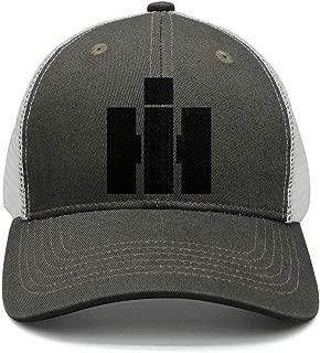 Adjustable Baseball Cap Snapback Mesh Dad hat Unconstructed Trucker Hat-Car Logo