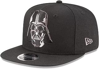 Darth Vader Black Logo Grand 9FIFTY Snapback Hat/Cap