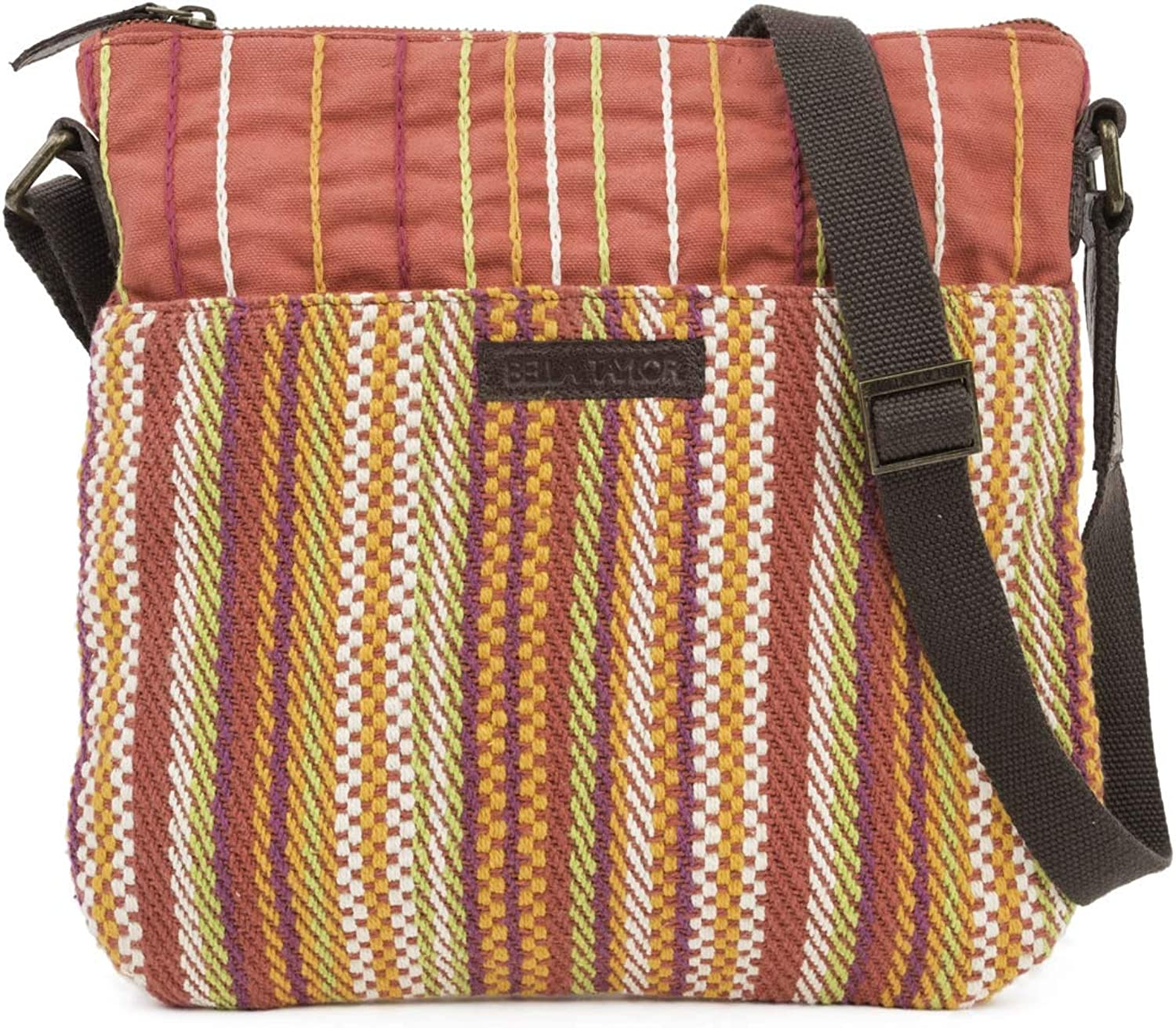 Bella Taylor Explorer Crossbody Bags
