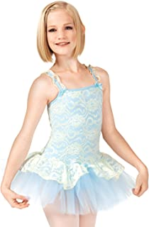 Body Wrappers Lacy Camisole Tutu