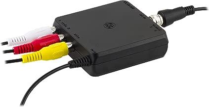 General Electric 34138 Basic RF Modulator, Black