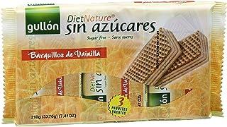 Diet Nature - Galletas Barquillos Gullón Paquete 210 g