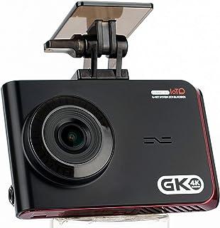 Gnet Gk 4K Uhd Araç Kamerası, Siyah