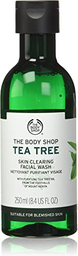 The Body Shop Tea Tree Oil Skin Clearing Facial Wash, 250ml