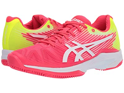 ASICS Solution Speed FF (Laser Pink/White) Women