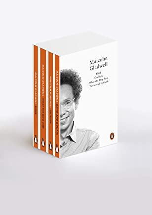 The Gladwell Collection: Blink, Outliers, What the Dog Saw, David and Goliath