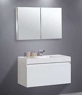 55 bathroom vanity double sink