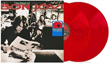 Cross Road (The Best Of) - Exclusive Limited Edition Translucent Red Colored 2x Vinyl LP