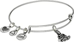 Buddha Expandable Wire Bangle