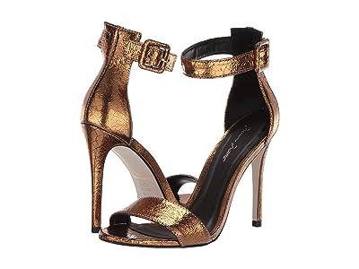 Massimo Matteo Rihanna Slingback Sandal (Metallic Bronze) Women