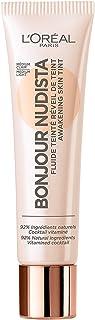L'Oreal Paris Bonjour Nudista Skin Tint, Medium/Light Cream