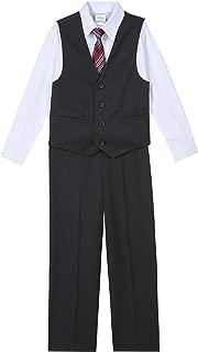 Boys' 4-Piece Formal Dresswear Vest Set