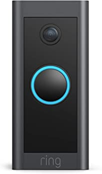 Ring 1080p Wired Video Doorbell