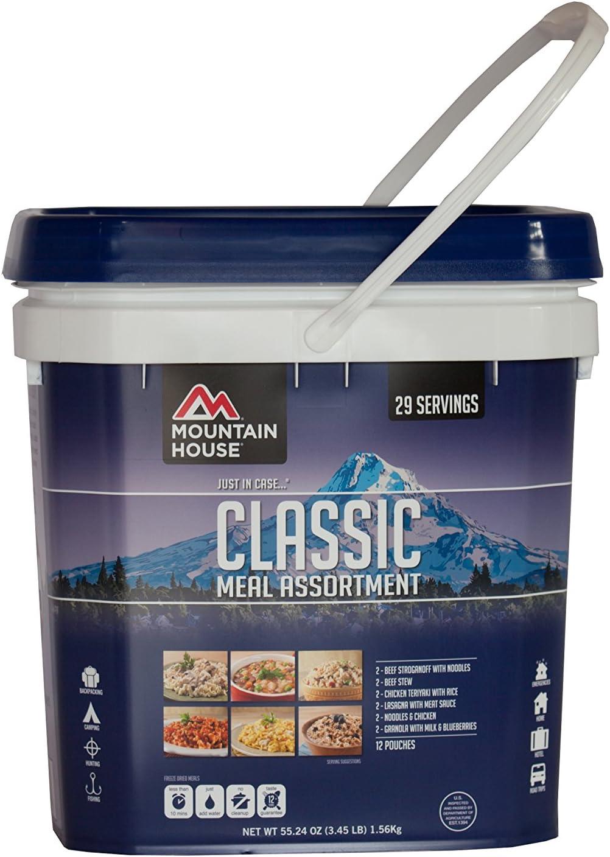Mountain House Classic Bucket