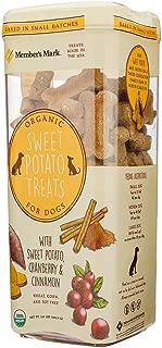Member's Mark Organic Sweet Potato Treats For Dogs