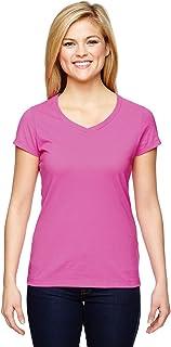 Champion Women's Short Sleeve Double Dry Performance Cotton Tee