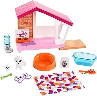 T TOOYFUL Ciotola di Cibo per Cani Pet Toy Miniature 1:12 Pet Dog Set for Fairy Garden Decor A