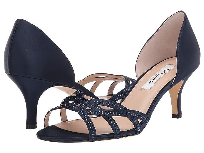 Nina  Cissy (New Navy) Womens Shoes