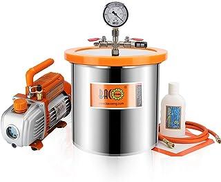 comprar comparacion BACOENG Bomba de Vacío 85 L/min con 12 Litro Cámara de vacío