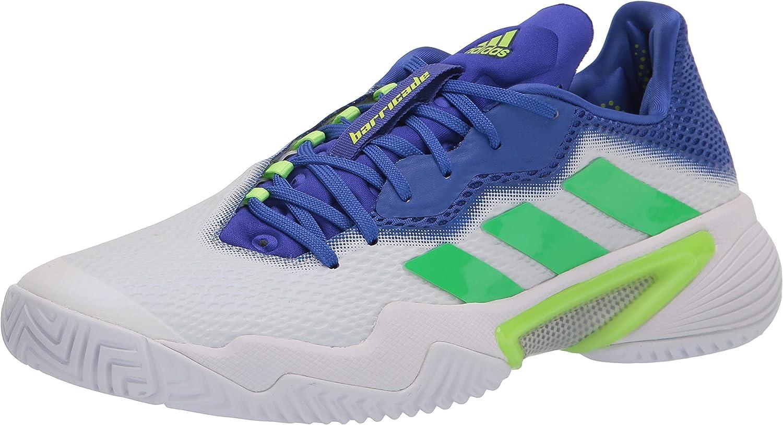 adidas Barricade 12 - Zapatos de racquetball para hombre