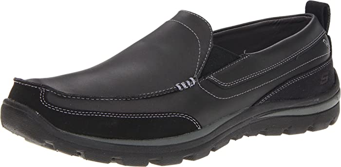 3b634c8c066fc SKECHERS Relaxed Fit Superior - Gains | Zappos.com