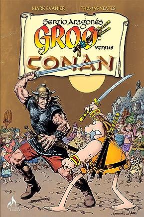 Groo Versus Conan - Volume 1