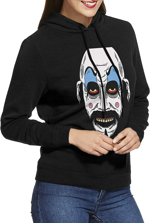 Captain Spaulding Hoodie Woman'S Casual Long Cotton Sweatshirts Under blast sales Mesa Mall