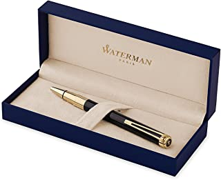 Waterman Perspective Black, Gold Trim BP