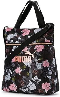 PUMA Womens Shopper Bag, Black - 076574