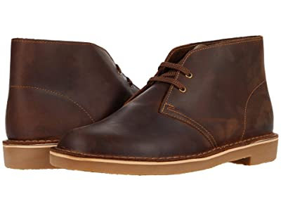 Clarks Bushacre 3 (Beeswax Leather) Men